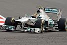La Mercedes presenterà la W05 ai test di Jerez