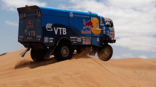 Dakar, Camion: Karginov è proclamato vincitore