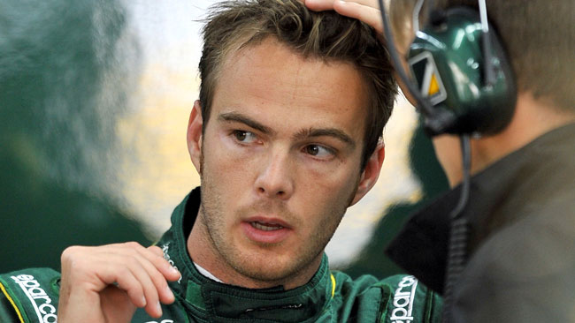 La Sauber ingaggia van der Garde come riserva