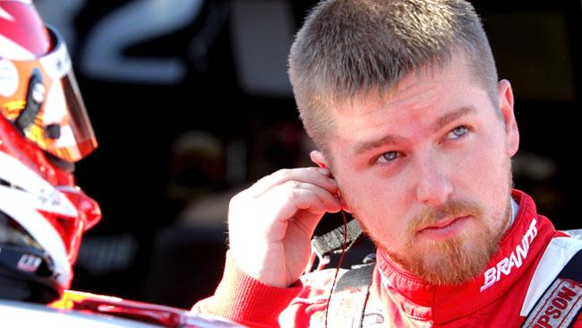Justin Allgaier nella Sprint Cup con il Phoenix Racing