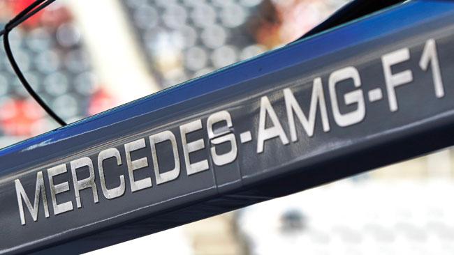Shakedown a Silverstone per la Mercedes W05