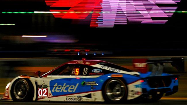 24 Ore di Daytona: Ganassi al comando a metà gara