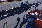 La Ferrari di Alonso è tornata ai box