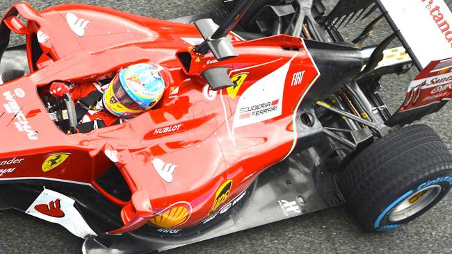 Il V6 Turbo Ferrari risparmia benzina con il cut-off