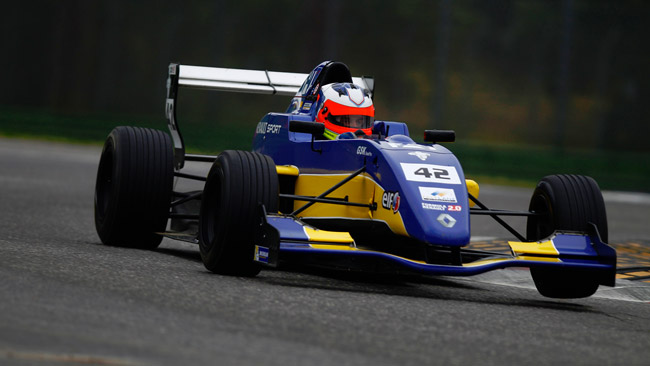 Danyil Pronenko al via con la AS Motorsport