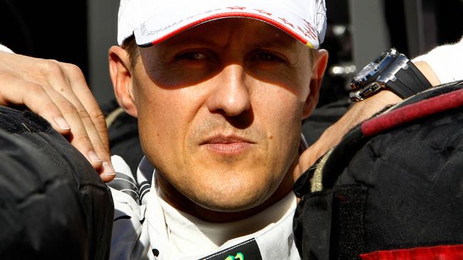 Schumacher ha superato l'infezione polmonare