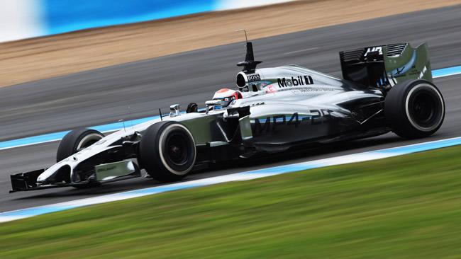Magnussen in pista nei primi due giorni in Bahrein