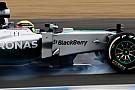 Hamilton apre le danze per la Mercedes a Sakhir