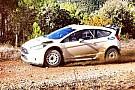 Slitta il debutto della Ford Fiesta RS WRC 2014