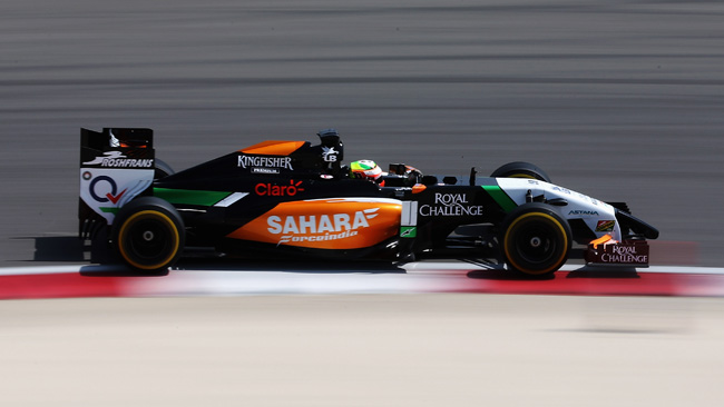 Bahrein, Day 1: Perez e i finlandesi. Red Bull in crisi...