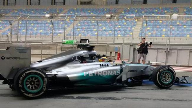 Bahrein, Day 2: nuove benzine della Petronas