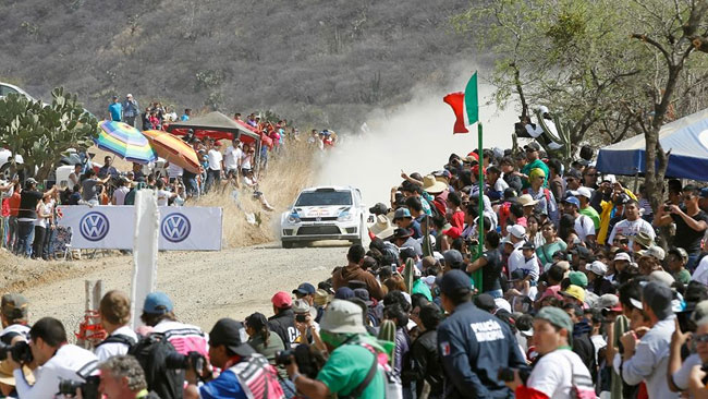 Il Rally del Messico in diretta su Fox Sports 2 HD