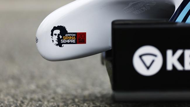 Williams: ecco il logo per celebrare i 20 anni di Senna