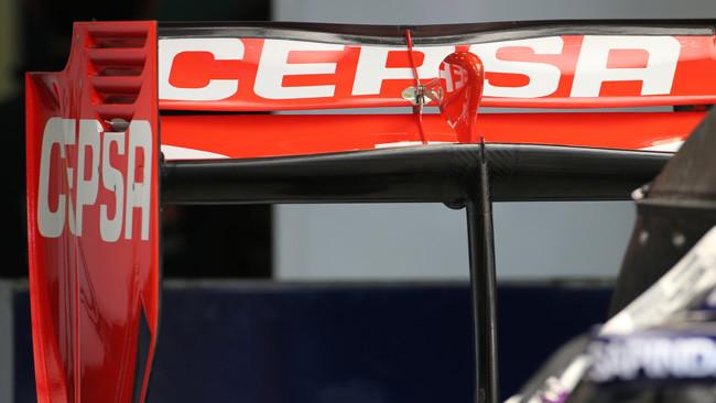 La Toro Rosso ha provato l'ala con il piloncino