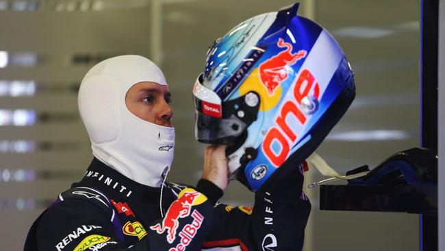 Vettel frenato da un problema con il software Renault