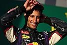 Ricciardo si dice fiducioso per l'appello della Red Bull