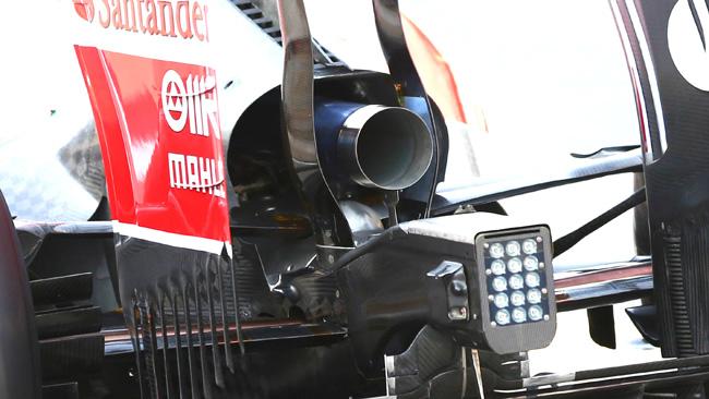 Per la Ferrari la power unit 059/3 non è sovrappeso
