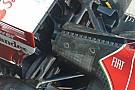La Ferrari apre le griglie di raffreddamento sul cofano