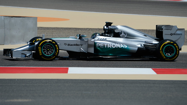 Bahrein, Day 1 (Ore 16,30): Rosberg ha fatto 110 giri