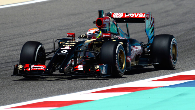Lotus: problemi a due power unit Renault