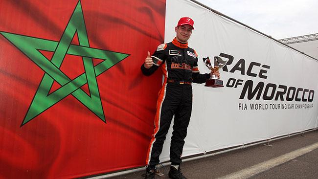 Prima vittoria di Pommer in gara 2 a Marrakech