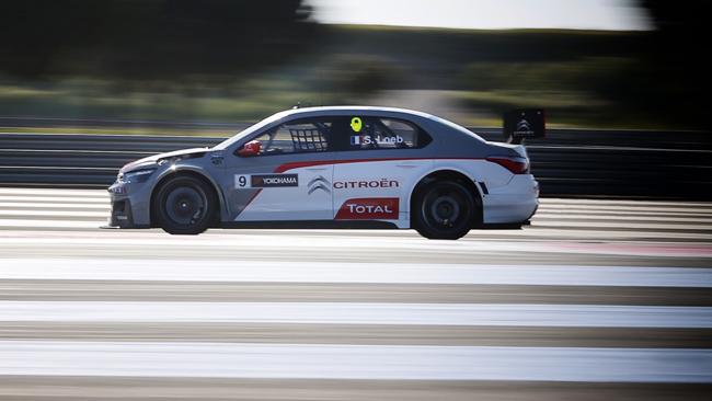 Paul Ricard, Q3: Prima Pole per Sébastien Loeb!