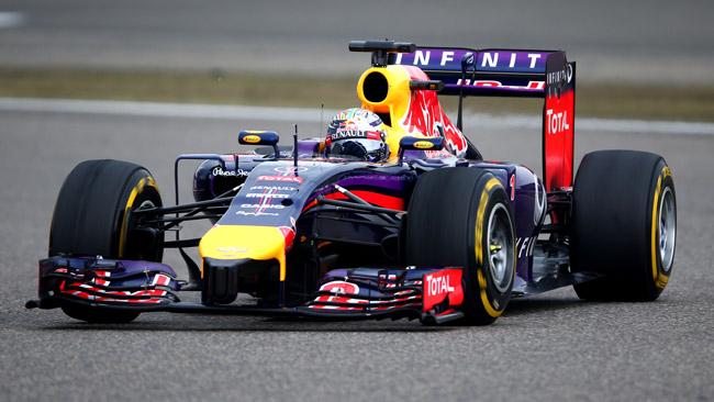 La Renault spera di favorire la rincorsa della Red Bull