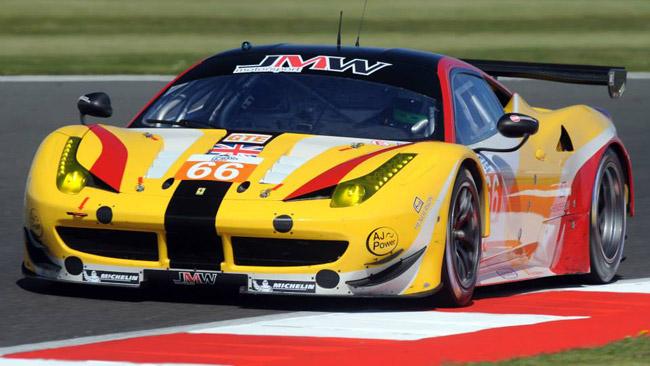 Seth Neiman torna a Le Mans con la JMW
