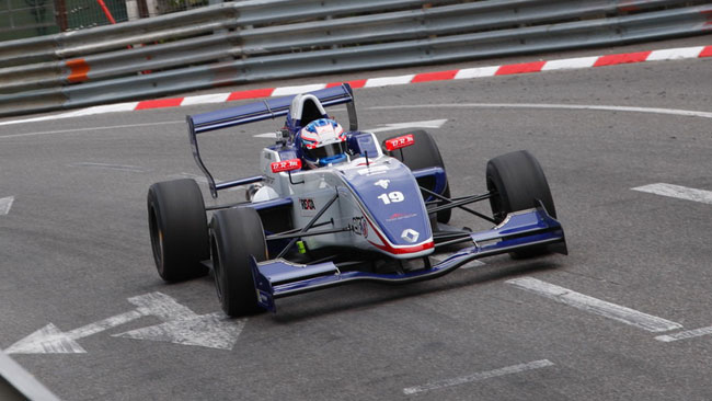 Nyck De Vries in pole position anche a Pau