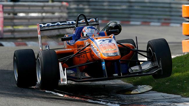 Finalmente tocca a Rosenqvist in gara 3 a Pau
