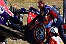 A Vettel si era bucata la scatola del cambio!