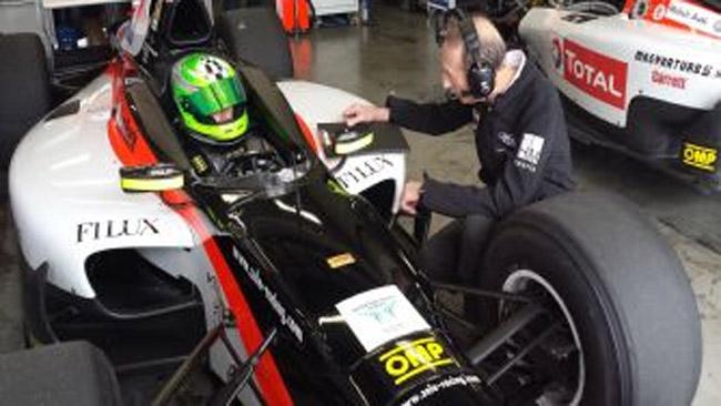 Christof von Grunigen debutta con la Zele Racing
