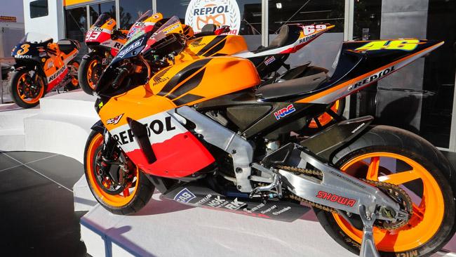 La Honda insegue la 100esima vittoria in MotoGp