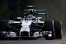 Austria, Libere 1: le Mercedes davanti, Ferrari vicina