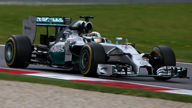 Austria, Libere 2: Hamilton reagisce, Ferrari più lontana