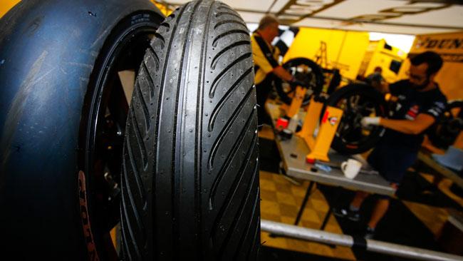 La Dunlop introduce due nuove gomme anteriori