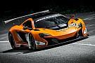 La McLaren punta a Le Mans con la nuova 650S GT3