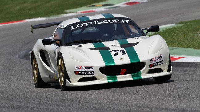 La Lotus Cup Italia entra nel vivo a Magione