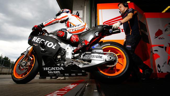 Test a Brno (ore 17): Marquez si riprende la vetta