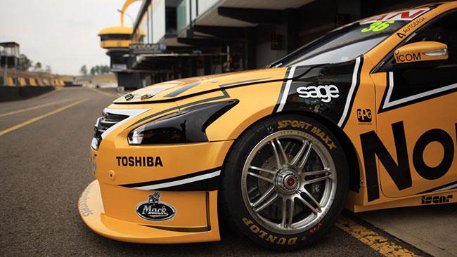 Nissan rinnova il suo impegno in V8 Supercars