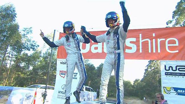 Australia, PS20: trionfa Ogier, Volkswagen campione