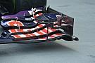 Red Bull: nuova ala anteriore per la RB10