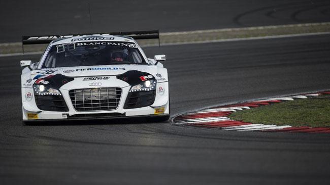 Tripletta Audi nelle prime libere al Nurburgring