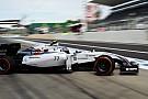 Bottas promuove le novità della Williams