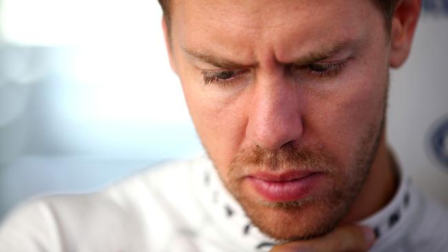 Sebastian Vettel lascia la Red Bull per la Ferrari!