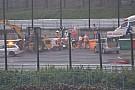 Ecco la Marussia di Jules Bianchi dopo lo schianto!