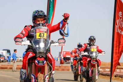"""""""Die schwierigste Dakar"""": Honda über den Schlüssel zum Doppelerfolg"""