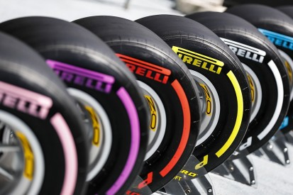 Pirelli asked to simplify tyre compound names for 2019 F1 season