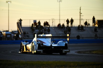 Mazda rear wing issue cost it victory shot at Daytona 24 Hours