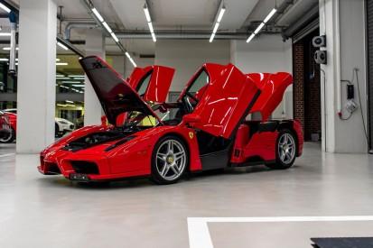 Von Ferrari bis BMW: Sebastian Vettel verkauft Autos aus Privatsammlung